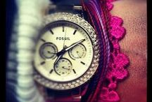 FOSSIL / Things on my wishlist and things I love from one of my favorite brands, Fossil. / by Gwendolyn Burke
