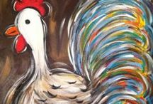 Crazy Chicken Lady / by Angie Morris