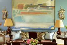 Living room / Redecorate the living room in my 1929 Portland Oregon home / by Rachel Richards