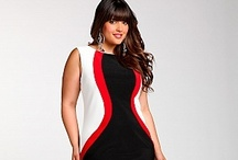 Plus Size Fashion WANT List / Style I love from around the world! / by Jessica Kane SKORCH MAG
