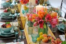 Centerpieces and Table Arrangements / by Verna File