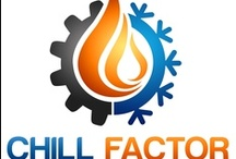 Chill Factor Mechanical / Heating, air conditioning, refrigeration & restaurant equipment service.  Servicing the Fort Smith River Valley, Eastern Oklahoma & NWA areas.  24 Hour Service! / by Verna File