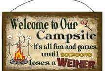 Camping Fun / by Verna File