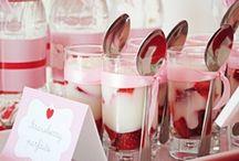 A very berry strawberry party / by Brenda of Brenda's Wedding Blog