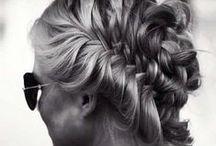 pretty hair / by Courtney Harrison