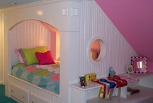 Kid's room/Nursery / by Victoria Nelson
