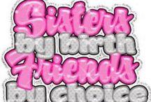 My Sister  / All for my wonderful little sister and best friend Lynette!!! ❤️ / by Lea Lambert