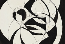 Abstract, Minimalist & Monochrome / by Iona Silver