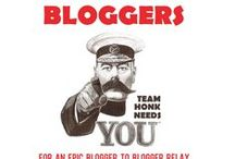 Over to you / by Mumsnet Bloggers Network