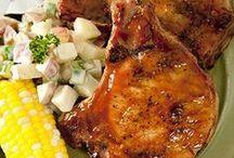 FOOD - Pork Recipes / by D Stepp | The Shady Porch & Craft-D-ness