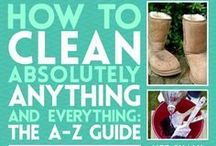 Mr.Clean & DIY'ers / *A little bit of everything*---Tips for cleaning, cooking, laundry,& etc. Indoor & Outdoor.   / by lisa_ranae