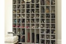 Closets / by Susan Revall