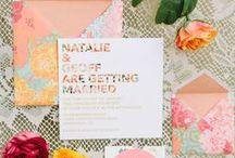 Wedding invitations / by Eva Guasch