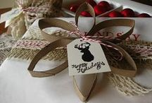 Christmas crafts / by Recycled Luxury