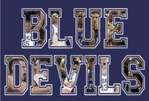 Blue Devils / by Kelly Worden