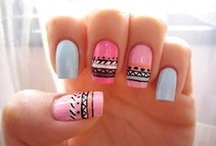 Nails are jewels not tools! / College course nailspiration and nail art fun times / by Sammie Gumbley