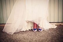 Jessika's Wedding Shoes  / by Hollygolightly