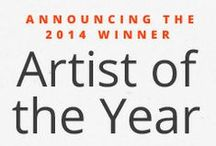 Artist of the Year / by Channel One News