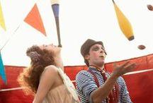 Circus!  / Runaway and join the circus  / by Morgan Koch
