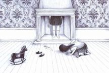 Illustrations\\\Art  / by Morgan Koch