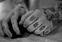 Tattoo's  / Tattoos as skin art  / by Morgan Koch