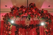 Wedding Flowers & Decor / LOTS OF IDEAS FOR FLORAL DECOR / by Debi Brickell