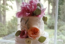Let Them Eat Cake! Wedding Cakes / Visit our other Boards dedicated to EVERYTHING WEDDING / by Debi Brickell