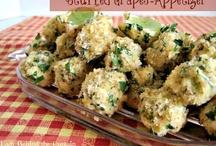 Appetizers,  Fruit & Veggie Sides, Salads & Condiments / by Debbie Gabe