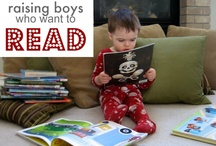 Lessons and Activities for the boys! / by Betty Draper