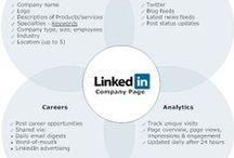 LinkedIn / by Mette Krabbe Møller