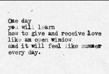 Poetry / by Morgan Koch