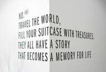 words / by Kelly Purkey
