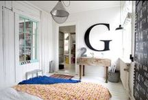 home: kids spaces / by Jenna Stoller