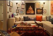 home: basement / by Jenna Stoller