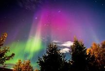 Amazing│Sky's » Aurora/Meters/Milky Way, etc. / by ღ Trudy Widlak ღ