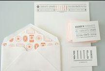 business: branding inspiration / by Jenna Stoller