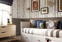 home: boys room / by Jenna Stoller
