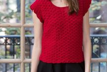 Sweaters, Boleros, etc. in Crochet / by Shelley Steeves