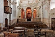 Churches / by Rebecca Klemens