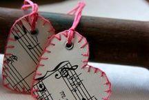Inspiration for crafts / by Snezana Moj Cvetni Cvet