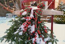 Christmas ideas / by Terri DesRoches