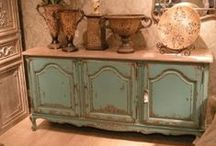 Painted Furniture / by Kathy Sawyer
