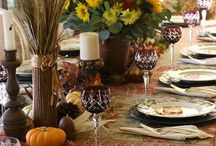 Thanksgiving ideas / by Terri DesRoches