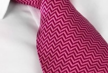 Pink Ties & Neckties / Get inspired to wear a pink tie. Here are some of our favorite designs and outfits. / by Bows-N-Ties .com