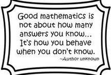➖➕Mathletes✖➗ / by Autism/Aspergers Resources for Moms