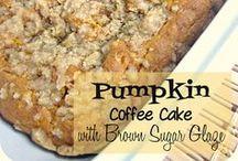 Pumpkin Recipes / All about pumpkin!! / by Marlene Bell