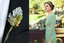 Wedding Color Inspiration - Mint / by Bows-N-Ties .com