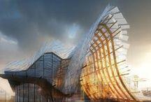 architecture / by Ariane Tobin