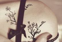 Tattoo's I love! / by Dian :)