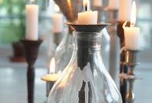 Bottles....and jars / by Nancy Hunt